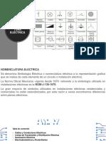 nomenclatura electrica