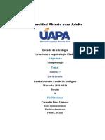 TAREA VII-PSICOPATOLOGIA-Rosalia Castillo(2)