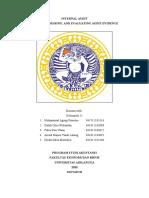 internal audit bab 10 testing, asessing, evaluating