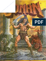 Tsr - 7014 - Ad&d - Conan Rpg Boxed Set