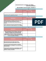 descriptores y plan de clase ingles