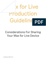 M4L-Production-Guidelines