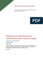 Condonación tributaria a bancos y grandes grupos económicos.docx
