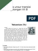 Kimia unsur transisi golongan VII B.pptx