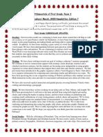 march 2020 curriculum newsletter gr
