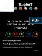 Theghost Guide