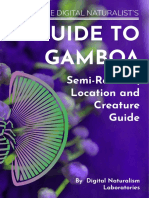 The Digital Naturalist's Guide to Gamboa (2020)