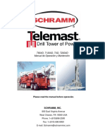 T-130 Manual de operaciones New Telemast Manual