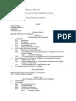 DELITOS CONTRA LA FE PUBLICA- FALSIFICACION DE DOCUMENTOS