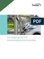 Electrifying the UK