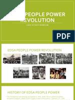 EDSA People Power Revolution ppt