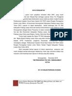 LAPORAN IVA TEST PKK KEC EVALUASI