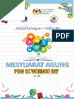 Buku Program PIBG 2019