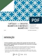Capitulo I - Materiais Magnéticos e Circuitos Magnéticos.pdf