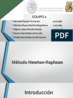 Expo Newton-Raphson.pptx