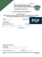 Práctica No 2_Caracteristicas_Compuertas