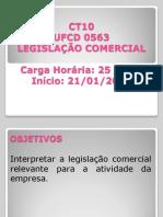 UFCD 0563_Legislação comercial_diapositivos