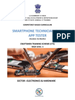 CTS Smartphone Tech Cum App Tester_CTS_NSQF-3