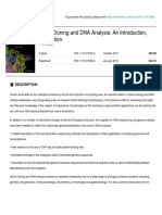 Wiley_Gene Cloning and DNA Analysis An Introduction, 7th Edition_978-1-119-07256-0
