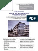 External Wall Insulation Irish Certification