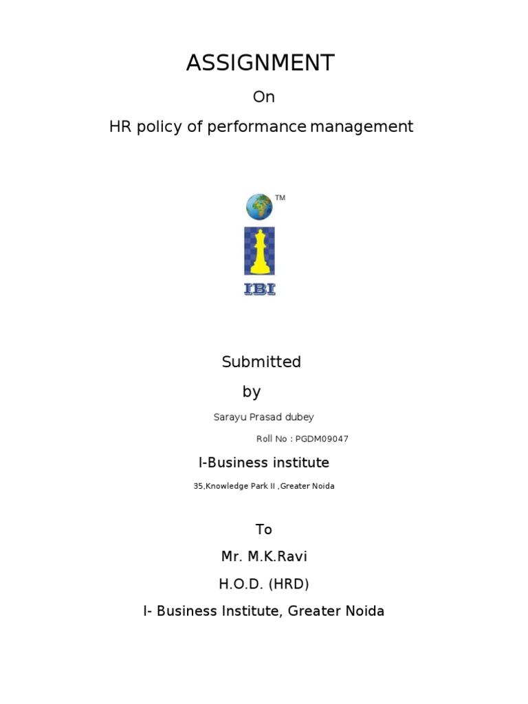 Performance management | Performance Appraisal | Motivation