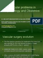 Vascular Problems