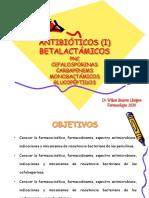 ATB Y QUIMIOTERAPICOS I