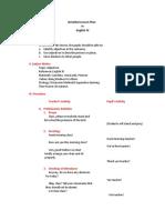 English III LP Adjectives