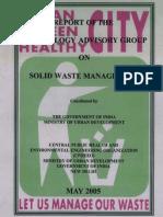 Technology Advisory Group Solid Waste Management