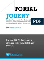 PHP&MySQL Bag. 18