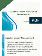 ASQ Supply Chain Quality Management 201209