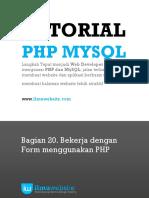 PHP&MySQL Bag. 20
