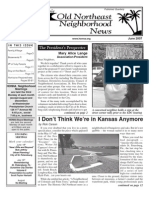Historic Old Northeast Neighborhood News - June 2007