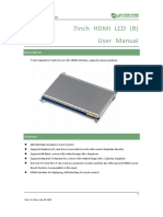 7inch HDMI LCD (B) User Manual
