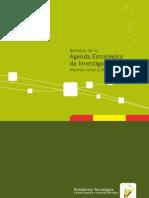 Revisión Agenda Estrategica Investigación Forestal. Nuevos retos y oportunidades