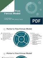 Porter's Five-Forces Model