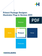 Prinect Package Designer Illustrator Connect 2017 - Installation EN.pdf