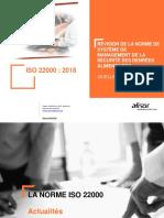 1_O BOUTOU_Révision ISO 22000 v1 colloque auditeur