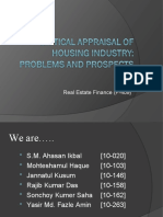 REF Housing Industry P&P