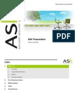 ASK Presentation Jun09