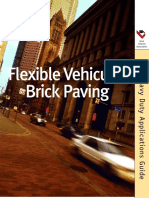 Flexible Vehicular Brick Paving, HEAVY DUTY APPLICATION GUIDE (1)