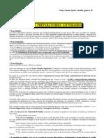Documentation Litteraire 2010-2011