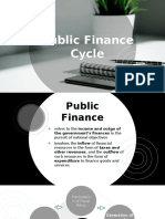 Public Finance Cycle in the Philippines