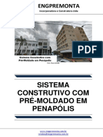 Sistema Construtivo Com Pré-Moldado Em Penápolis
