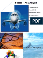 Aviation Sector Analysis