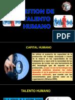 9 CLASE  Gestion de Talento Humano