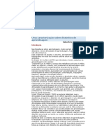 UMA CARACTERIZAÇÃO DOS DISTÚRBIOS DE APRENDIZAGEM.pdf
