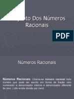 Números racionais Q