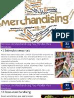 Aula 31 Técnicas de Merchandising