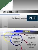 KULIAH INFERTILITAS